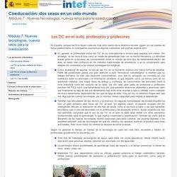 Módulo 7 - Nuevas tecnologías, nuevos retos para la coeducación