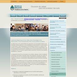Tecnologías de la Información y la Comunicación « Educación secundaria