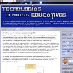 Tecnologías en procesos educativos: Conectivismo, un modelo de aprendizaje para el siglo XXI