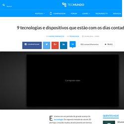 9 tecnologias e dispositivos que estão com os dias contados - TecMundo