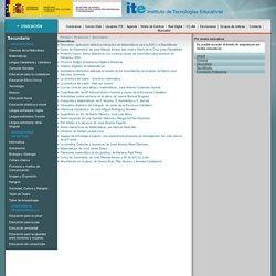 Instituto de Tecnologías Educativas