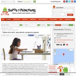 Sapos y princesas - Talleres Telefónica nuevas tecnologías para niños