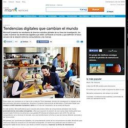 Tendencias digitales que cambian el mundo - Avances tecnológicos, celulares, tablets, dispositivos y últimas noticias científicas en MSN Colombia