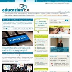 Rivista Educationduepuntozero: Tecnologie e ambienti di apprendimento