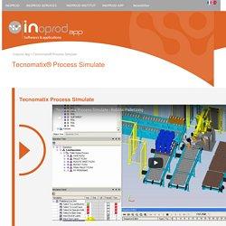 Tecnomatix Process Simulate - Inoprod App - Ingénierie