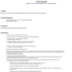 Tectoglob