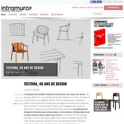Tectona, 40 ans de design - 07/02/17