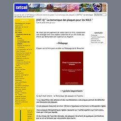 """[SVT 4] """" La tectonique des plaques pour les NULS """""""
