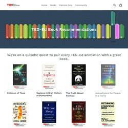 TED-Ed Book Recommendations – TED-Ed Shop
