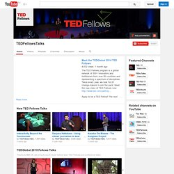 TED FellowsTalks