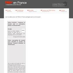 TEDx en France