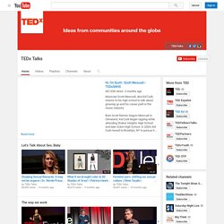 TEDxTalks's Channel