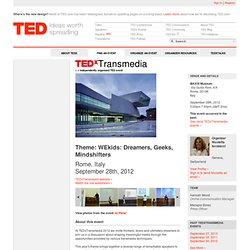 TEDx | Event Detail