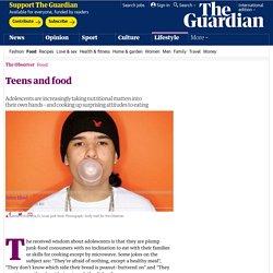 Teens and food