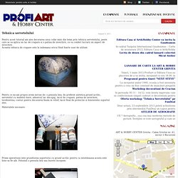 Profiart – Art & Hobby Center