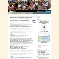 Digipolut - Webinaarisarja: Opettajan tekijänoikeuspaketti I