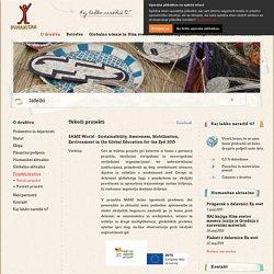 Tekoči projekti - Humanitas