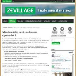 ZevillageZevillage : télétravail, coworking et travail à distance