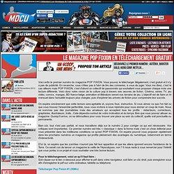 MDCU : Le Magazine POP FIXION en téléchargement gratuit