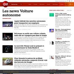 Tout savoir sur Voiture autonome en français: tests, téléchargement, vidéos, photos, blogs, actualités, dépannage et astuces pour Voiture autonome