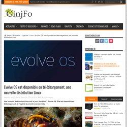Evolve OS est disponible en téléchargement, une nouvelle distribution Linux