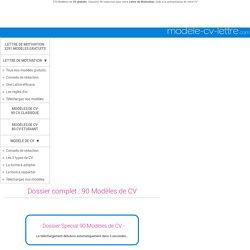 Modeles de cv gratuits pearltrees - Telechargement open office 2012 gratuit ...