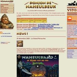Téléchargement Donjon de Naheulbeuk