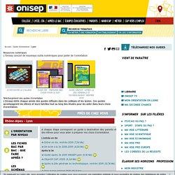 A chaque étape correspond un guide à destination des parents et des élèves pour vous aider à préparer vos choix d'orientation. - Onisep