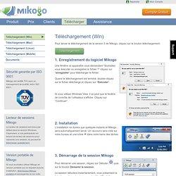 Téléchargement pour windows | Mikogo