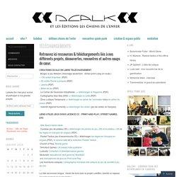 DCALK & les éditions Les Chiens de l'Enfer