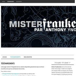 Téléchargements – Mister Frankenstein