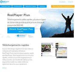 Passez au nouveau RealPlayerSPPlus