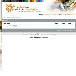 Assises de la Médiation Numérique au services des territoires et de leurs habitants