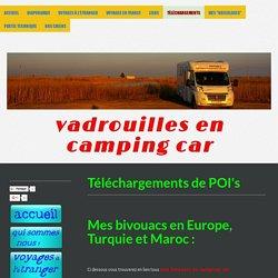 Téléchargements de poi de rapido 03 - vadrouillesencampingcar, récits et photos de nos voyages en camping-car