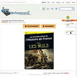 Telecharger Les grandes dates de l'histoire de France » TelechargementZ : Site de Telechargement Gratuit Et Rapide en Streaming VF