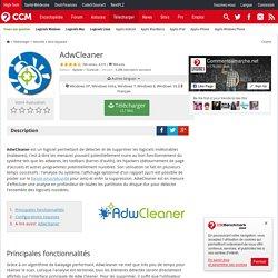 Télécharger AdwCleaner 5.200 (gratuit)