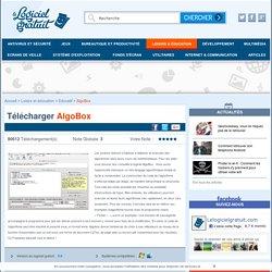 Télécharger AlgoBox gratuit