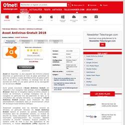 Télécharger avast! Antivirus 7.0 Gratuit - 01net.com - Telecharger.com