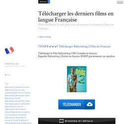 [VOSFR ✔ ✔ ✔] Télécharger Babysitting 2 Film en Français - Télécharger les derniers films en langue Française