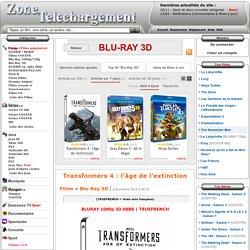 Télécharger des Films en BLURAY 3D Gratuit