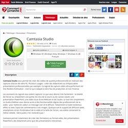 Télécharger Camtasia Studio (gratuit)