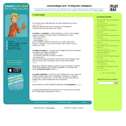 telecharger - Coach College, le livre