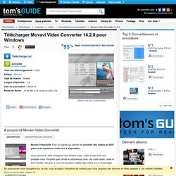 Télécharger Movavi Video Converter 14.0.1