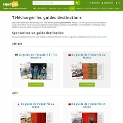 S'expatrier guides de destinations