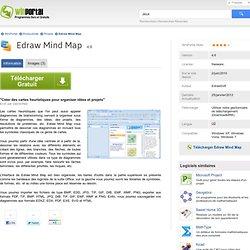 Télécharger Edraw Mind Map Gratuit