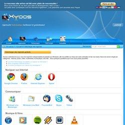 Télécharger des logiciels essentiels pour Windows