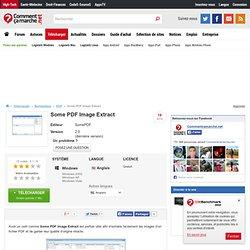 Télécharger Some PDF Image Extract (gratuit)