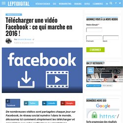 telecharger facebook pour pc windows 7 gratuit 01net