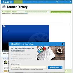 Télécharger Format Factory