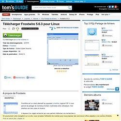 Télécharger Frostwire 5.3.6